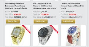 Best Known Luxury Watch Brands