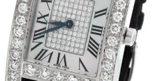 The Appeal of a Diamond Watch