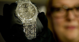 Our List of the World's Most Expensive Watches