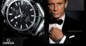 Omega Seamaster – Official Watch of James Bond