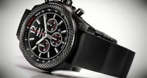 Breitling Bentley Barnato 42 Midnight Carbon Watch