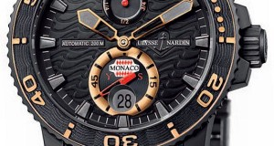 Ulysse Nardin Monaco Limited Edition Watch