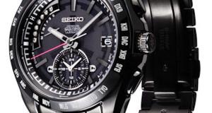 Seiko Star Wars Watch
