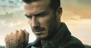 British Football Superstar David Beckham Signs Up with Breitling to Become Their Public Face