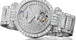 Chopard Imperiale Tourbillon Full Set won Jewelry and Artistic Crafts Watch Prize at the Geneva Watchmaking Grand Prix 2012