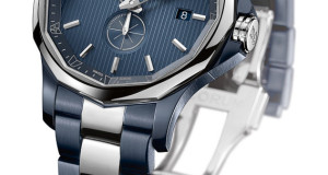 Corum Admiral's Cup Legend 42 in Gunmetal Blue