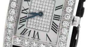 El Atractivo de un Reloj de Diamantes