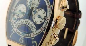 Franck Muller Casablanca Perpetual Calendar Retrograde Watch