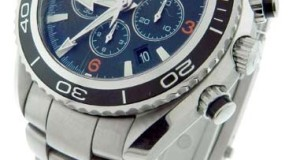Omega Seamaster Professional Planet Ocean Watch