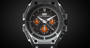 Linde Werdelin SpidoSpeed Black Orange Chronograph