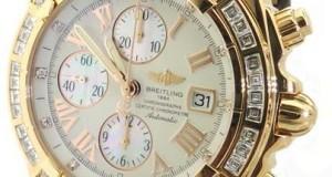 Breitling Windrider Cockpit Chronomat Evolution Watch