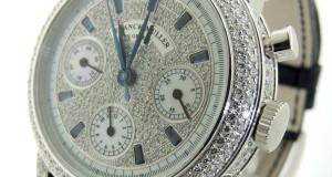 Franck Muller No.11 7000 CC CD Watch