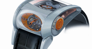 Parmigiani Fleurier Bugatti Vitesse Watch – A watch that provides six different views