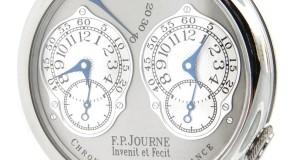 FP Journe Chronometre Octa Resonance Platinum Watch