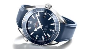 Omega Seamaster Planet Ocean Liquidmetal Titanium