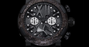 Romain Jerome Steampunk Chrono Watch – Own a Part Of Titanic!