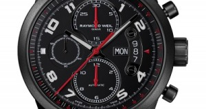 Raymond Weil Freelancer Urban Black Chronograph