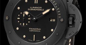 Panerai PAM 508 Luminor Submersible Ceramic