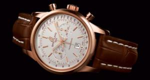 Breitling Transocean Chronograph 38 Ladies' Timekeeper