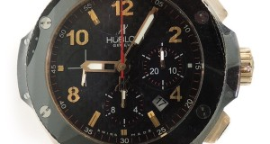 Hublot Big Bang 18K Rose Gold Automatic Watch