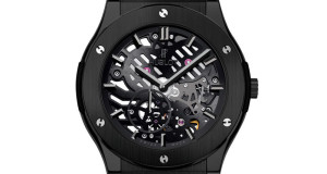 Hublot Watches Skeletonized Tourbillon 45mm Watch
