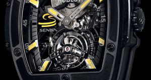Hublot MP-06 Senna Tourbillon Watch for Ayrton Senna Fans