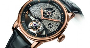 Arnold & Son Unveils the TE8 Métiers d'Art I Watch