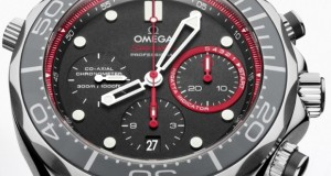 Omega Seamaster Diver ETNZ Limited Edition Watch