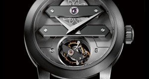 Girard-Perregaux Tourbillon Bi-Axial Tantalum and Sapphire Watch