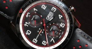 "The ""Calobra Limited Edition Racing"" from Oris Watches"
