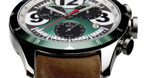 Christopher Ward Watches Creates C70 DBR1 COSC Special Edition Watch from an Aston Martin Parts