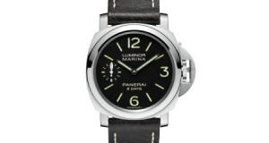 Panerai Watches Comes Up with PAM 510 Luminor Marina 8 Days with Caliber P.5000