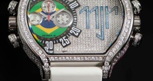 DeLaCour Watches scores big time with the Bichrono SII Neymar