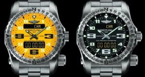 "New Emergency II from Breitling Watches for ""Lost"" like Situations"