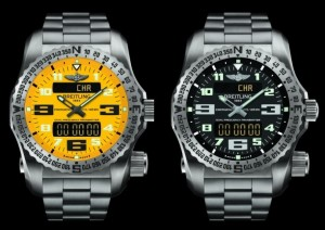 luxury lifestyle - breitling watches