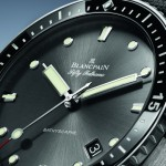 Blancpain Watches Launches a Stunner, the Fifty Fathoms Bathyscaphe, at Baselworld 2013