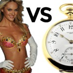 Which one would you go for, a $10 Million Victoria's Secret Bra or an $11 Million Patek Philippe Henry Graves Super Complication Pocket Watch?