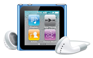 luxury lifestyle - iPod Nano