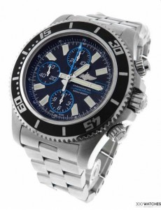 Breitling luxury watch
