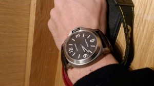 luxury lifestyle - Panerai Luminor