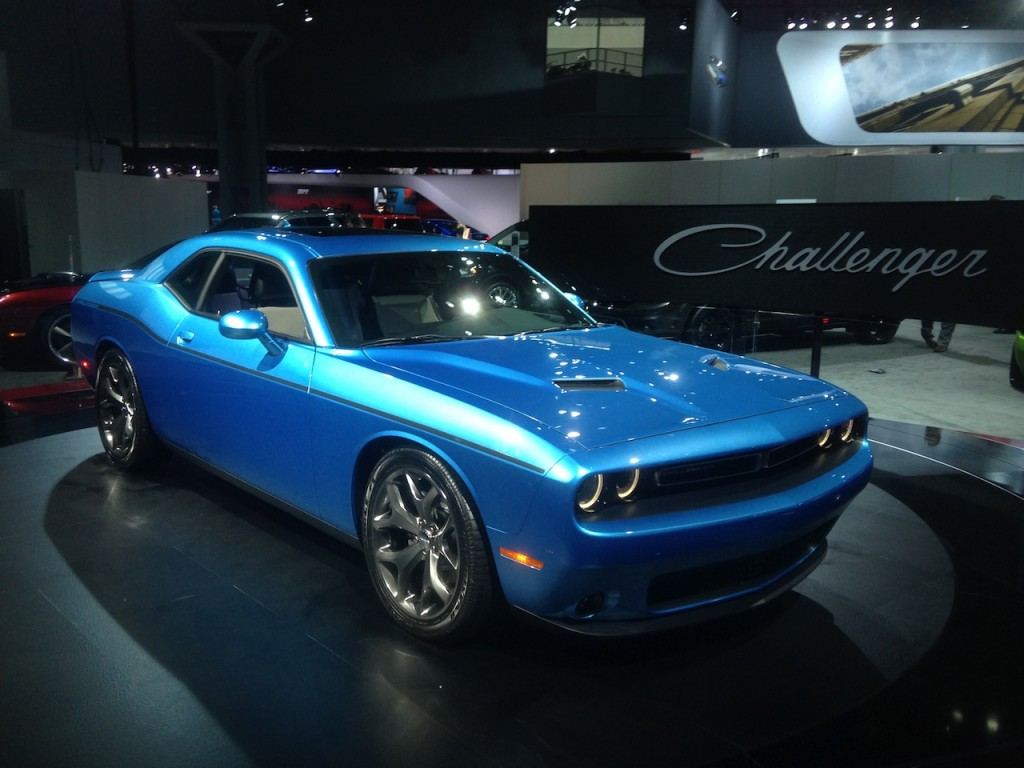 American Muscle Cars of The New York Auto Show | 300Magazine