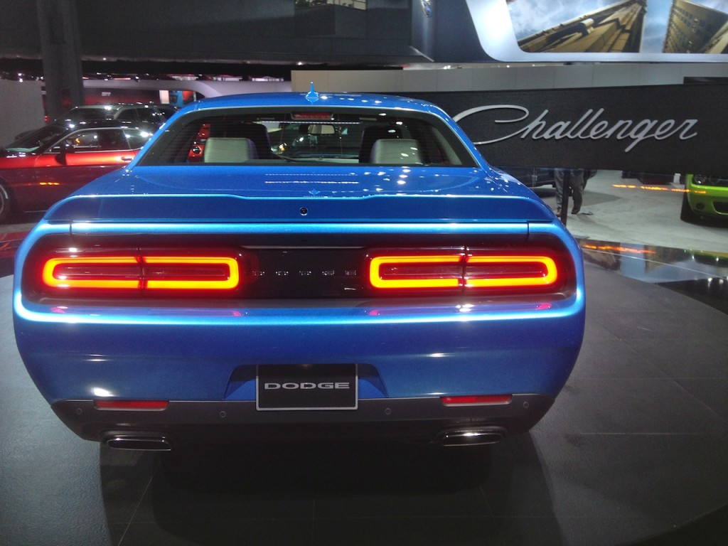 New Muscle Cars Scoring