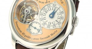 F.P. Journe – One Man, One Vision