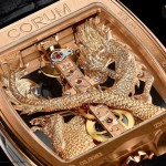The Time of Dragons Is Returning – Corum Presents Its Striking Golden Bridge Dragon Watch