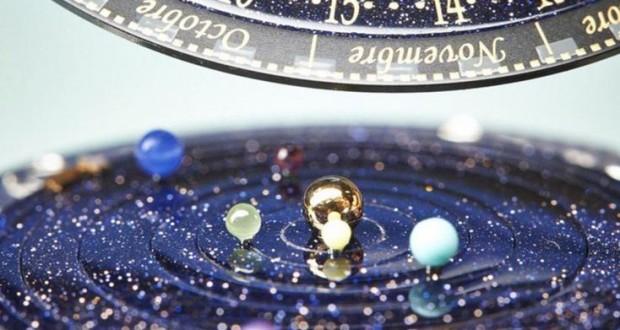 Van Cleef & Arpels' Midnight Planetarium – Mystery of Space Explored in a Luxury Watch
