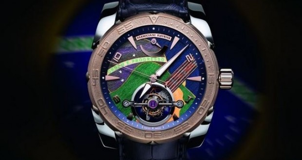 Parmigiani Fleurier's Passion for Brazil – The Pershing Samba Madeira