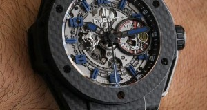 Hublot and Ferrari Celebrate Ferrari's US 60th Anniversary in Los Angeles with the Issue of a New Luxury Watch Model