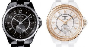 The Iconic J12-365 Luxury Watches by Chanel