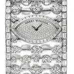 Ladies Luxury Watch Mrs. Winston High Jewelry Timepiece by Harry Winston
