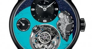 Zenith Luxury Watch Brand New Masterwork – The Academy Christophe Colomb Tribute to Felix Baumgartner